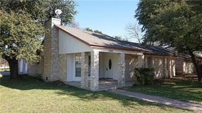 200 Cushing Park Dr, Round Rock, TX 78664 - MLS##: 5904643