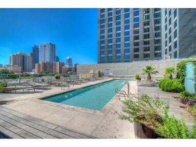 603 Davis St UNIT 1106, Austin, TX 78701 - MLS##: 5955345