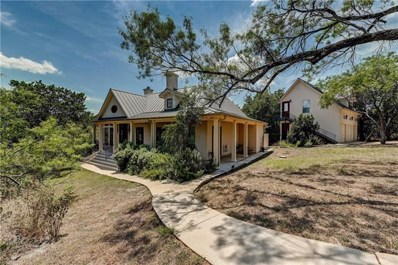 437 PALEFACE POINT Dr, Spicewood, TX 78669 - MLS##: 6017970