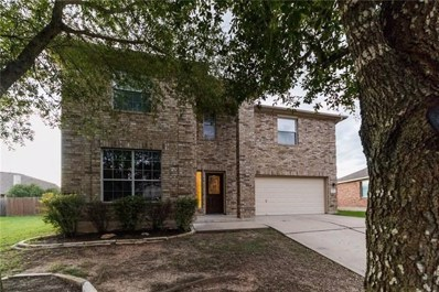 18604 White Water Cove, Pflugerville, TX 78660 - #: 6021953