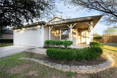 1006 Easy Cv, Hutto, TX 78634 - #: 6053450