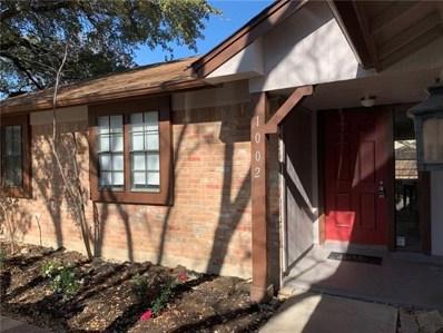 1002 Huntridge Dr, Austin, TX 78758 - MLS##: 6114337