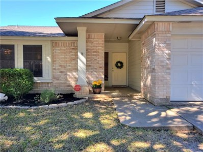 2407 HALLIE Way, Round Rock, TX 78664 - MLS##: 6133379