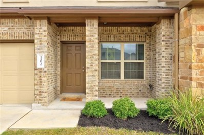 1701 S Bell Blvd UNIT 102, Cedar Park, TX 78613 - MLS##: 6136158