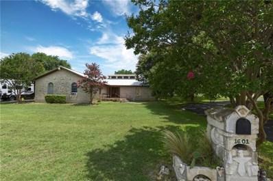 1601 Mayfield Dr, Round Rock, TX 78681 - MLS##: 6139641