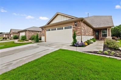 110 Paint Creek Ln, Georgetown, TX 78633 - MLS##: 6192153
