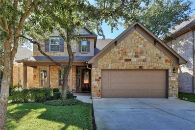 4112 Remington Road, Cedar Park, TX 78613 - #: 6245941