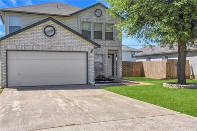 1308 WATER SPANIEL Way, Round Rock, TX 78664 - MLS##: 6247916