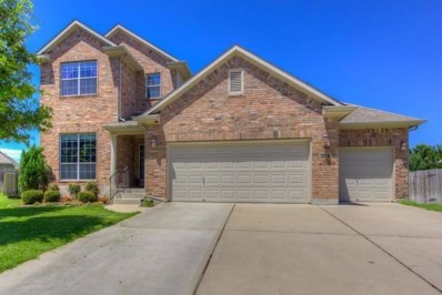 504 Rummel Ranch Run, Cedar Park, TX 78613 - MLS##: 6336059