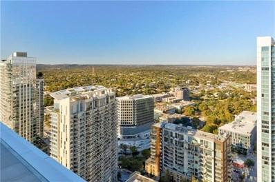 301 West Ave UNIT 3502, Austin, TX 78701 - MLS##: 6341324