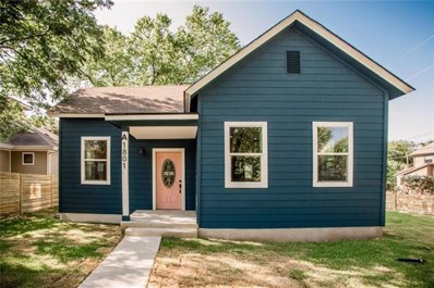 1801 E 18th St UNIT A, Austin, TX 78702 - MLS##: 6354471