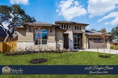 3800 Kyler Glen, Round Rock, TX 78681 - MLS##: 6388775