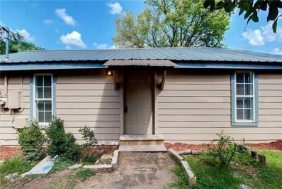 511 Alamo St, Elgin, TX 78621 - #: 6491531