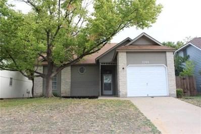 2208 Quiet Wood Dr, Austin, TX 78728 - MLS##: 6499706