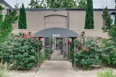 5820 Berkman Dr UNIT 120, Austin, TX 78723 - MLS##: 6527517
