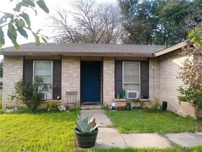 2500 Dovewood Dr, Austin, TX 78744 - MLS##: 6621497