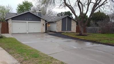 1106 Parkwood Cv, Round Rock, TX 78664 - #: 6772270