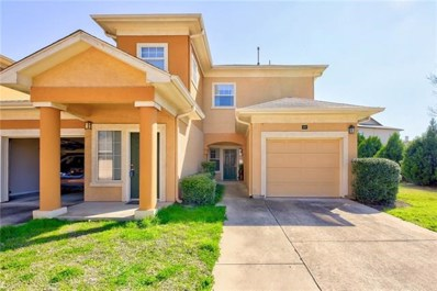 2900 S Lakeline Blvd UNIT 412, Cedar Park, TX 78613 - MLS##: 6875537
