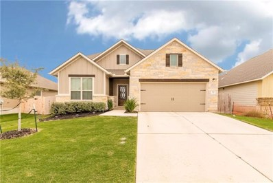 133 Finley St, Hutto, TX 78634 - MLS##: 6879838