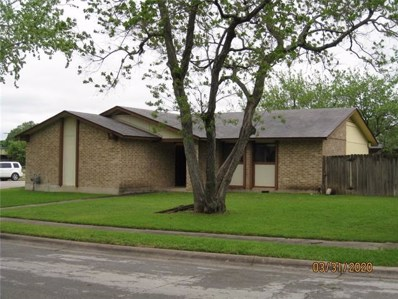 1600 Mills Meadow Dr, Round Rock, TX 78664 - MLS##: 6917725