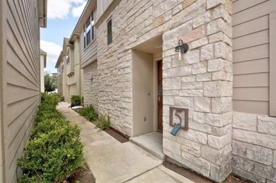 5309 William Holland Ave UNIT 5, Austin, TX 78756 - MLS##: 6926100