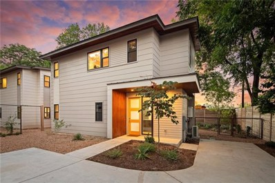 3612 Thompson St UNIT B, Austin, TX 78702 - MLS##: 6997104