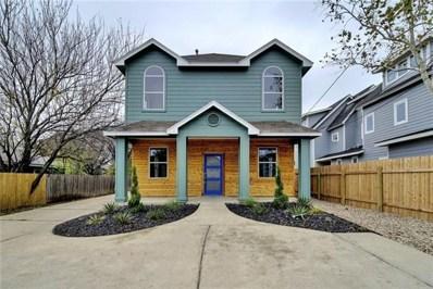 7610 BETHUNE Ave UNIT 1, Austin, TX 78752 - MLS##: 7053565