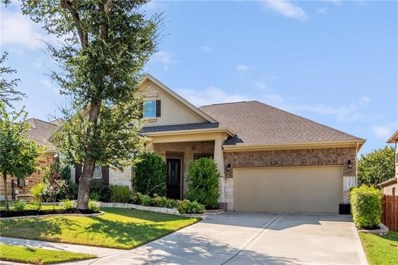 3002 Palominos Pass, Cedar Park, TX 78641 - MLS##: 7081009