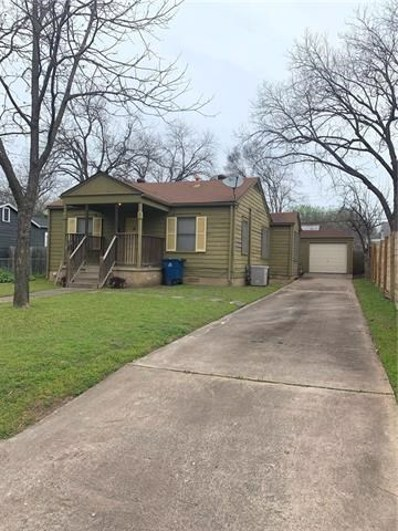 920 Gene Johnson St, Austin, TX 78751 - MLS##: 7115653