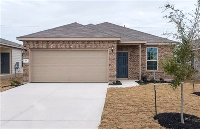 401 Ibis Falls Loop, Jarrell, TX 76537 - MLS##: 7144724