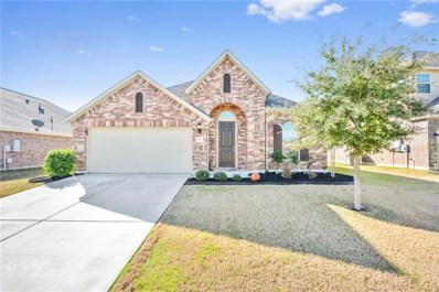 805 Farm House Dr, Hutto, TX 78634 - MLS##: 7164172
