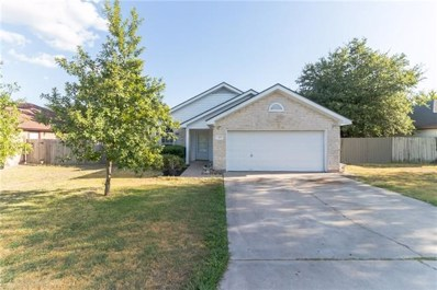 109 Hague St, Hutto, TX 78634 - MLS##: 7207185