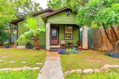 6207 Caddie Street, Austin, TX 78741 - #: 7231456