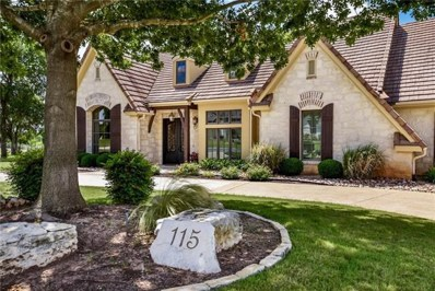 115 Birdstone Ln, Georgetown, TX 78628 - #: 7279925
