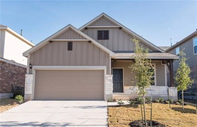108 Eli Whitney Way, Hutto, TX 78634 - MLS##: 7339951