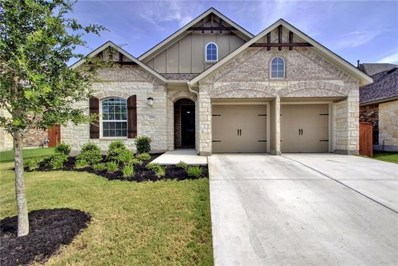 3201 Catalina Ranch Rd, Leander, TX 78641 - MLS##: 7421006