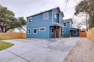 6815 Montana St UNIT A, Austin, TX 78741 - MLS##: 7497917