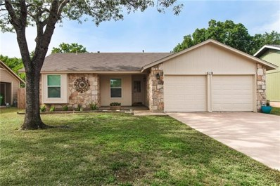 519 Yucca Drive, Round Rock, TX 78681 - #: 7634499