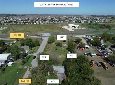 12933 Ceder St, Manor, TX 78653 - #: 7788689
