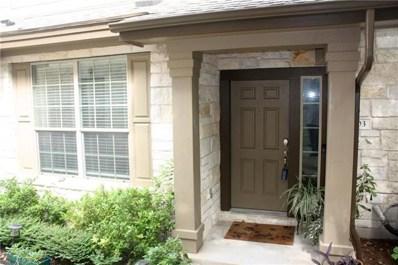 1310 W Parmer Ln UNIT 2B, Austin, TX 78727 - MLS##: 7895603