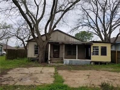 632 S Polk St, Giddings, TX 78942 - MLS##: 8001580