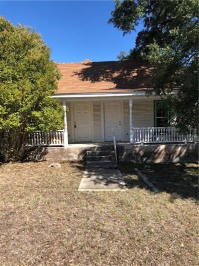 507 N Ridge St, Lampasas, TX 76550 - MLS##: 8052346