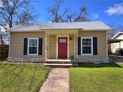 402 S Pierce St, Burnet, TX 78611 - MLS##: 8059603