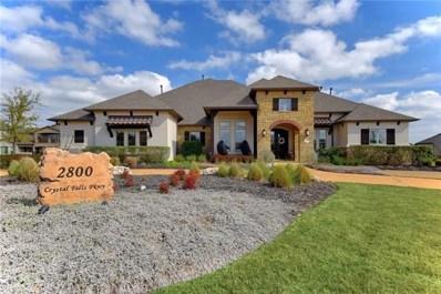 2800 Crystal Falls Pkwy, Leander, TX 78641 - MLS##: 8060311