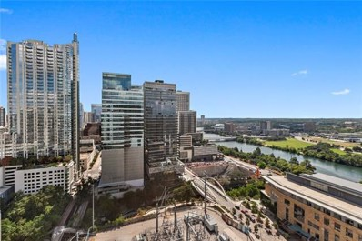 222 West Ave UNIT 2309, Austin, TX 78701 - MLS##: 8076487