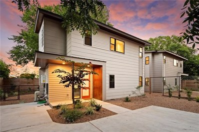 3610 Thompson St UNIT B, Austin, TX 78702 - MLS##: 8089221