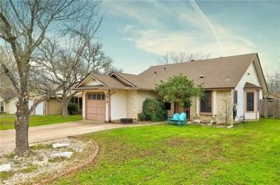 1013 Cresswell Dr, Pflugerville, TX 78660 - MLS##: 8126379