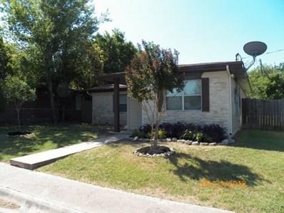 1007 E Live Oak Street, Burnet, TX 78611 - #: 8156142