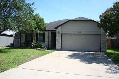 16421 Knottingham Dr, Pflugerville, TX 78660 - MLS##: 8189903