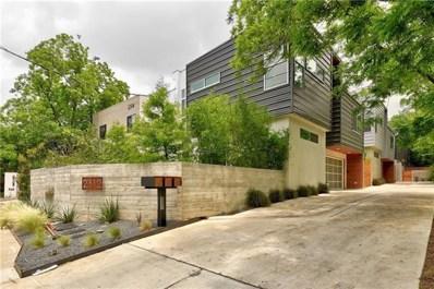 2312 Enfield Rd UNIT 3, Austin, TX 78703 - MLS##: 8209672